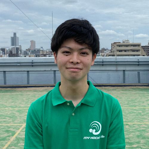 渡辺旭コーチ